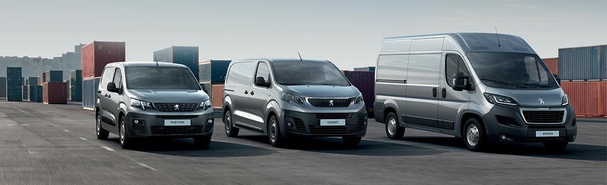 Peugeot LCV