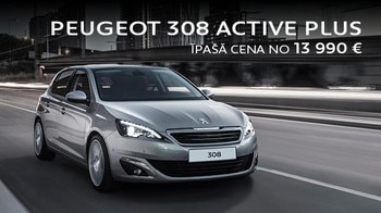 308 active plus cta