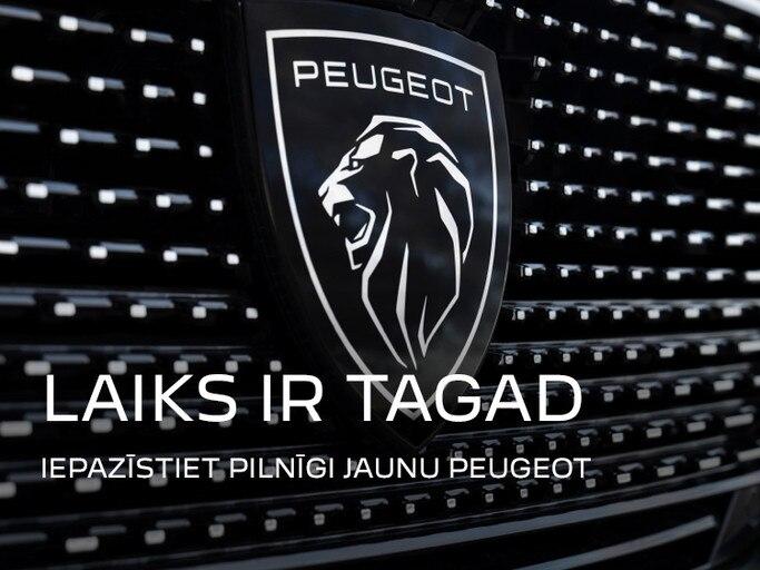 JAUNAIS PEUGEOT IZSKATS